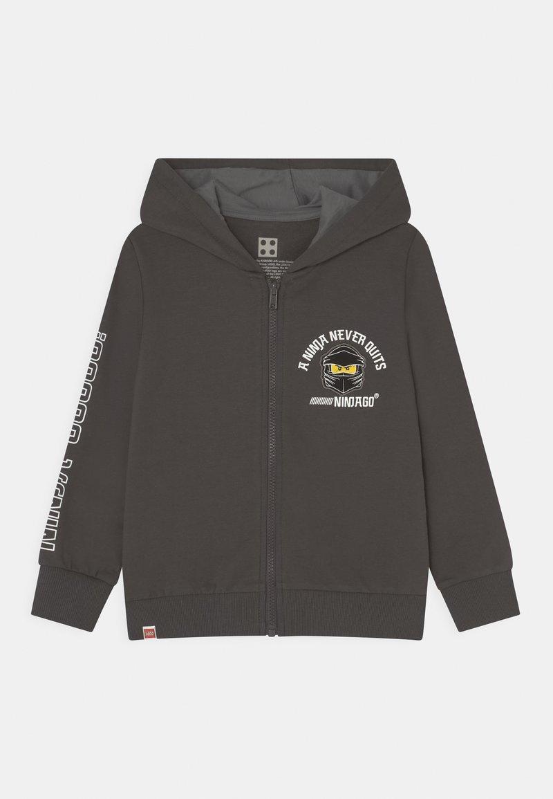 LEGO Wear - Zip-up sweatshirt - dark grey