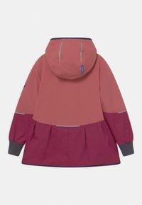 Finkid - AINA MUKKA - Winter coat - rose/navy - 1