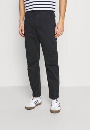 Pantalones cargo - dark blue