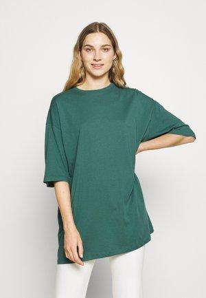 ONLINC SISI OVERSIZED - T-shirt basic - mallard green