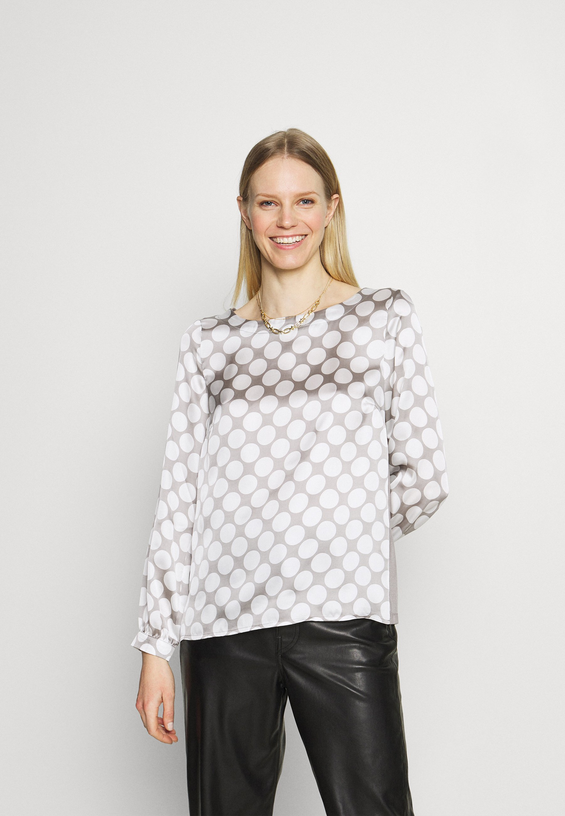 Women PRINTED BLOUSE - Long sleeved top