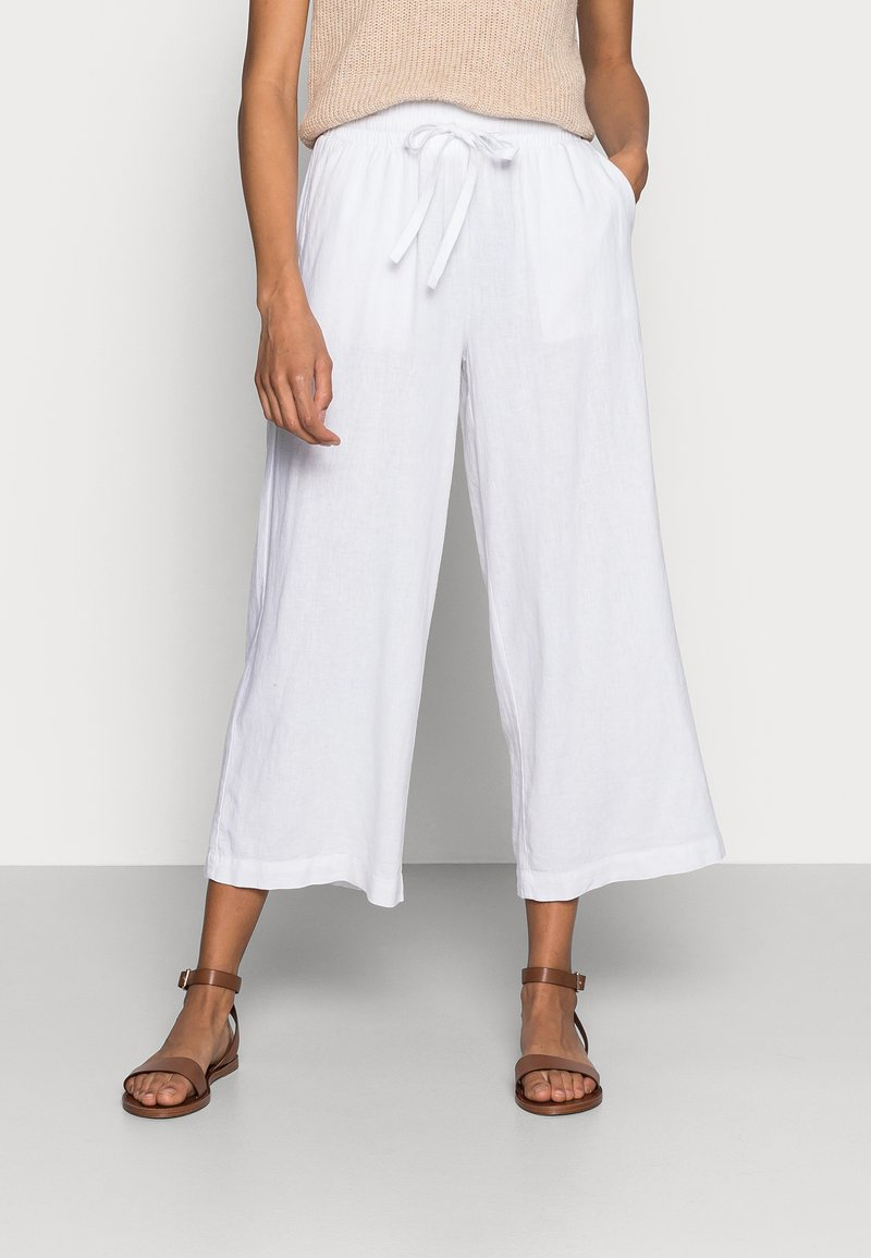 Soyaconcept - Trousers - white