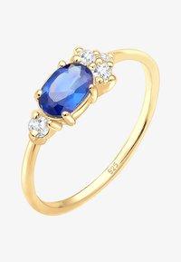 Elli - Ring - blue - 1