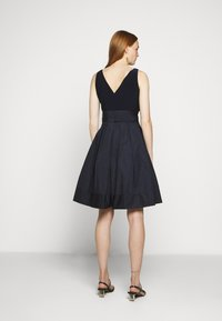 Lauren Ralph Lauren - MEMORY DRESS COMBO - Robe de soirée - lighthouse navy