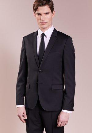 ALISTER - Suit jacket - black