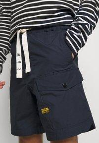G-Star - FRONT POCKET SPORT SHORT - Shorts - pabe poplin - mazarine blue - 3