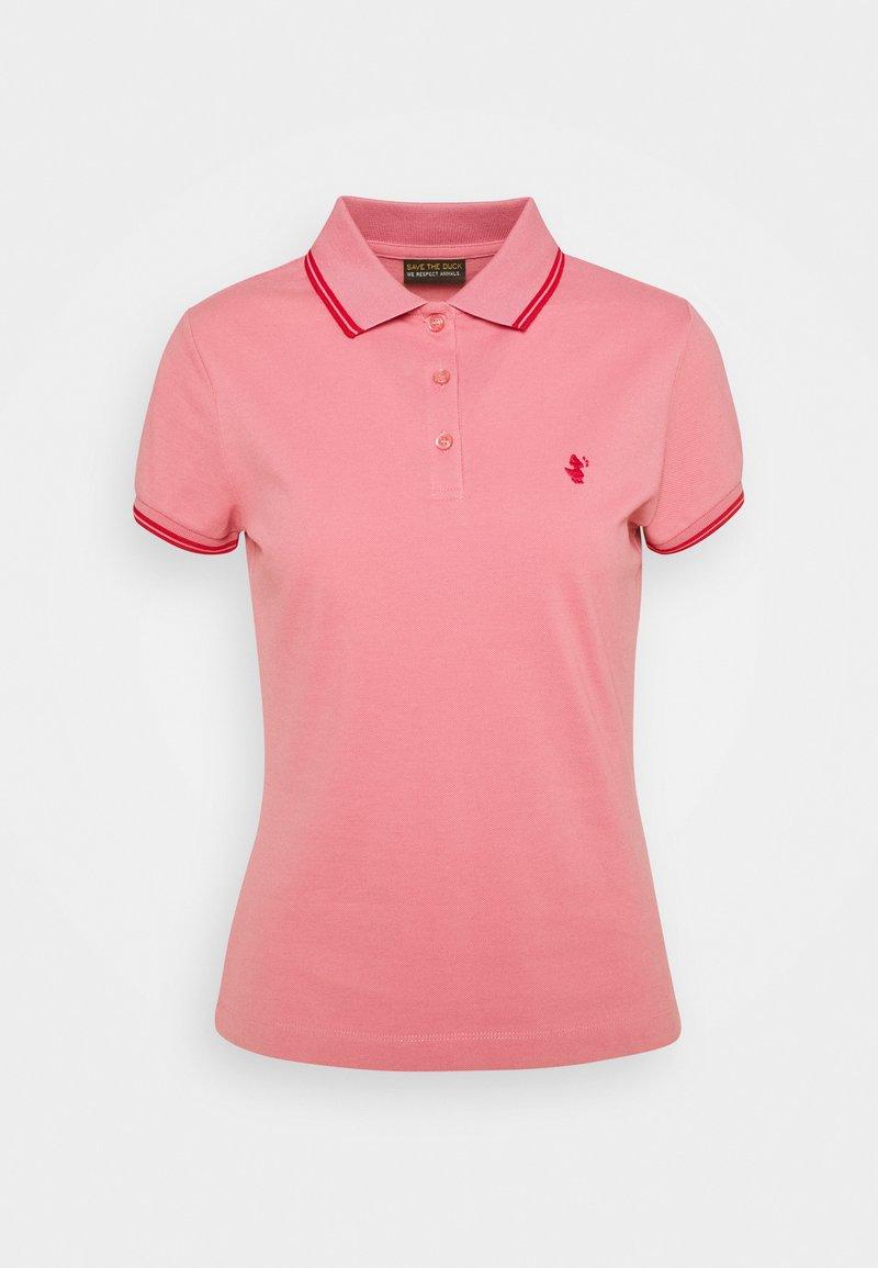 Save the duck - GERALFINE - Polo - peony pink