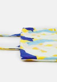 STUDIO ID - PRINT UNISEX - Tote bag - multicoloured/blue/orange - 3