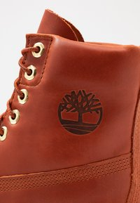 "Timberland - 1973 NEWMAN6"" BOOT WP - Lace-up ankle boots - rust - 5"