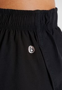 Cotton On Body - MOVE JOGGER SHORT - Sports shorts - black/mid grey marle - 5