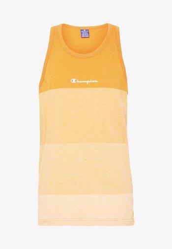 ROCHESTER ECO SOUL SHIRT - Toppi - mustard yellow