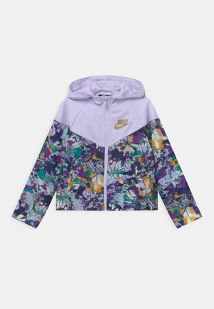 ENERGY - Chaqueta de entrenamiento - purple chalk/metallic gold