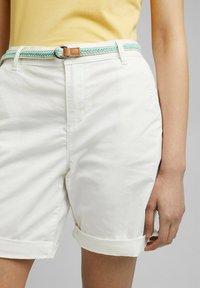Esprit - Shorts - white - 5