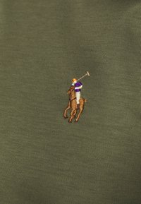 Polo Ralph Lauren - SLIM FIT SOFT COTTON POLO SHIRT - Polotričko - army olive - 5