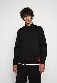 HUGO - EPINO - Shirt - black - 0
