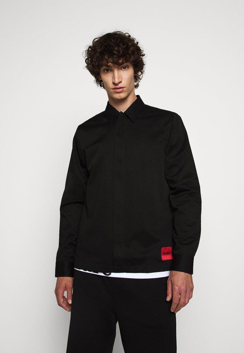 HUGO - EPINO - Shirt - black