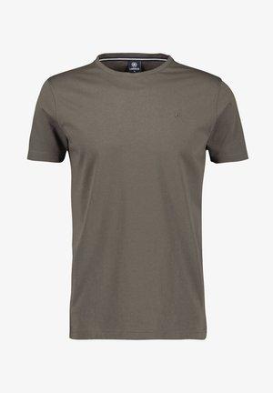 Basic T-shirt - mud grey
