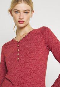 Ragwear - PINCH - Long sleeved top - chili red - 3