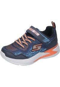 Skechers - Trainers - navy/orange - 1