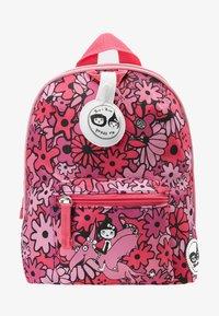 Zip and Zoe - MINI BACKPACK - Reppu - floral pink - 1