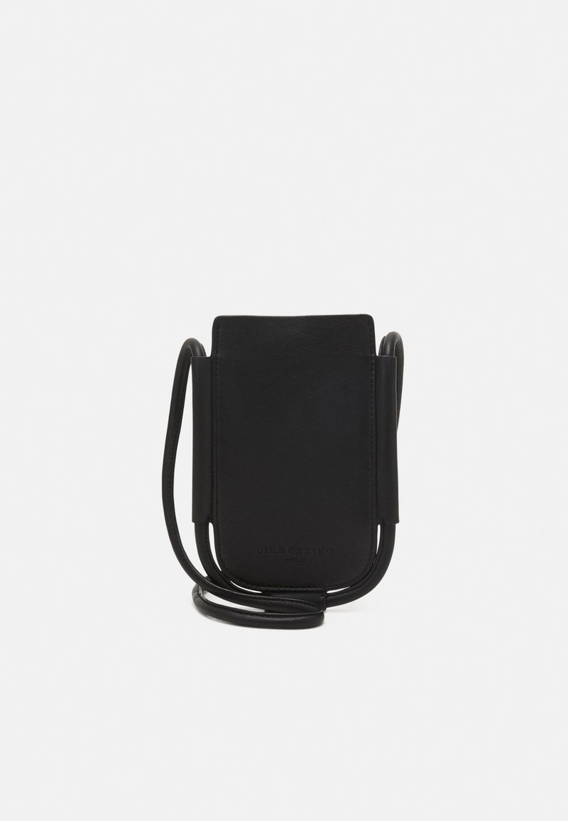 Liebeskind Berlin - MOBILE POUCH - Phone case - black
