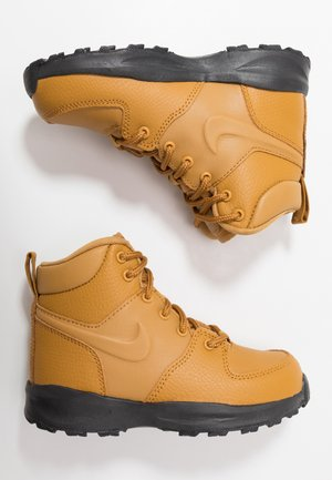 MANOA '17 - Sneaker high - wheat/black