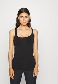 Trendyol - 2 PACK - Top - black