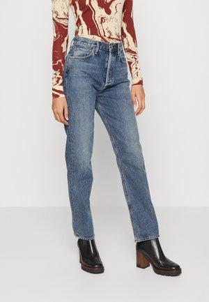 PINCH WAIST - Straight leg jeans - portrait