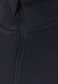 Nike Performance - Sports shirt - black/green strike - 5