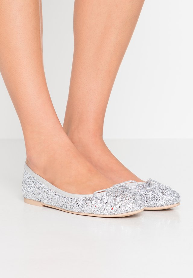 Ballerines - univers silver