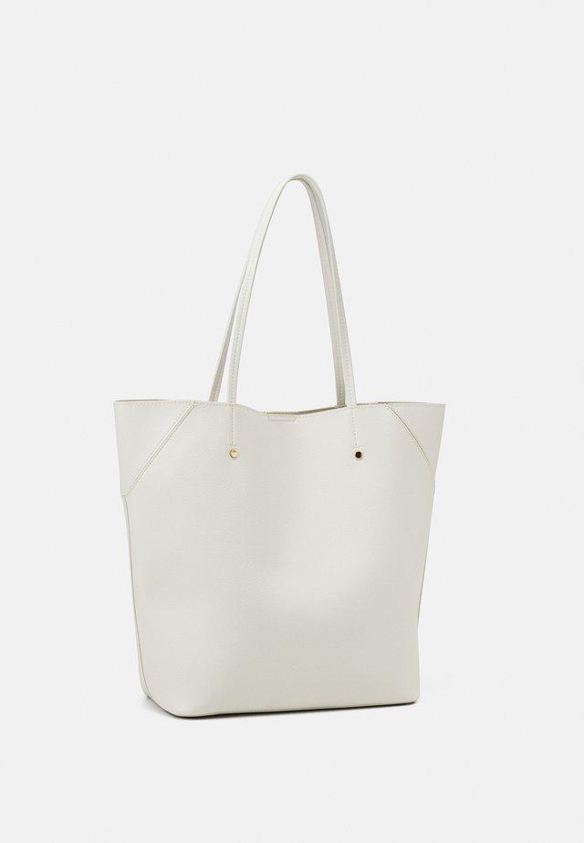Bolso shopping - off-white