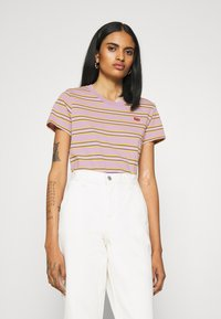Levi's® - PERFECT TEE - T-shirts print - borough lavender frost - 0