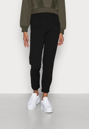 JDYDELICIOUS MIA ANCLE SOLID PANT  - Trousers - black