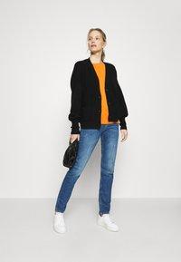 Esprit - Straight leg jeans - blue dark wash - 1