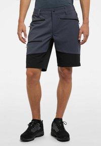 Haglöfs - Shorts - dense blue/true black - 0