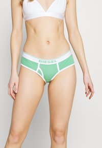 Diesel - UFPN-OXY PANTIES 3 PACK - Briefs - pink/petrole/turquoise - 2