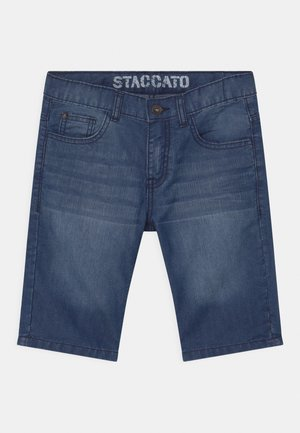 BERMUDAS - Denim shorts - light blue denim