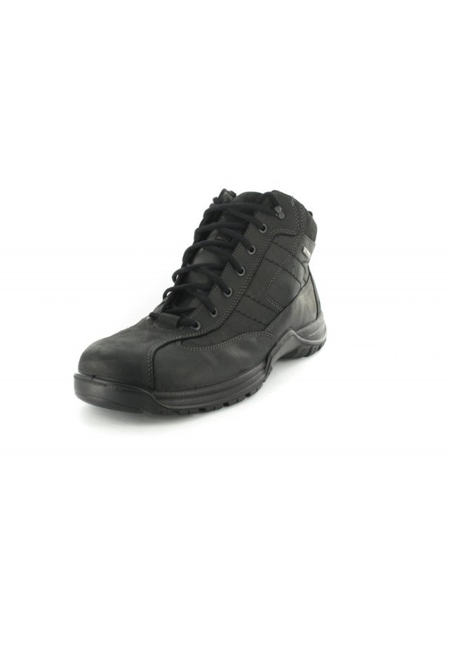 XXL BOOTS - Classic ankle boots - schwarz