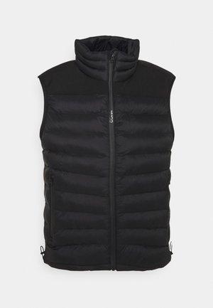 BALTINO - Waistcoat - black