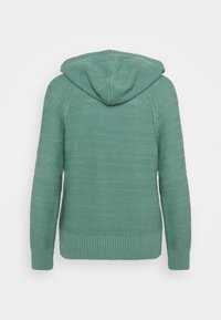 edc by Esprit - STRUCTURED - Hoodie - dusty green - 1