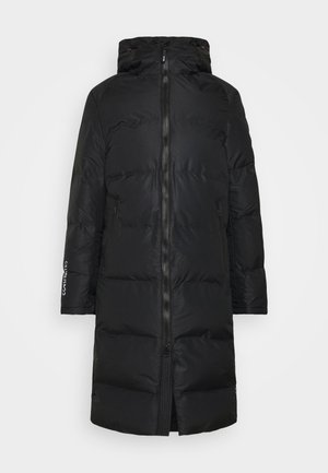 ECKBERG - Winter coat - black