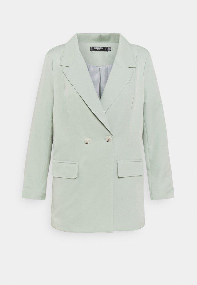 LONGLINE - Blazer - mint