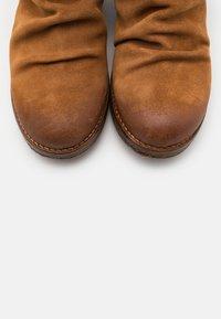 Felmini - CREPONA  - Winter boots - nirvan nicotinne - 5