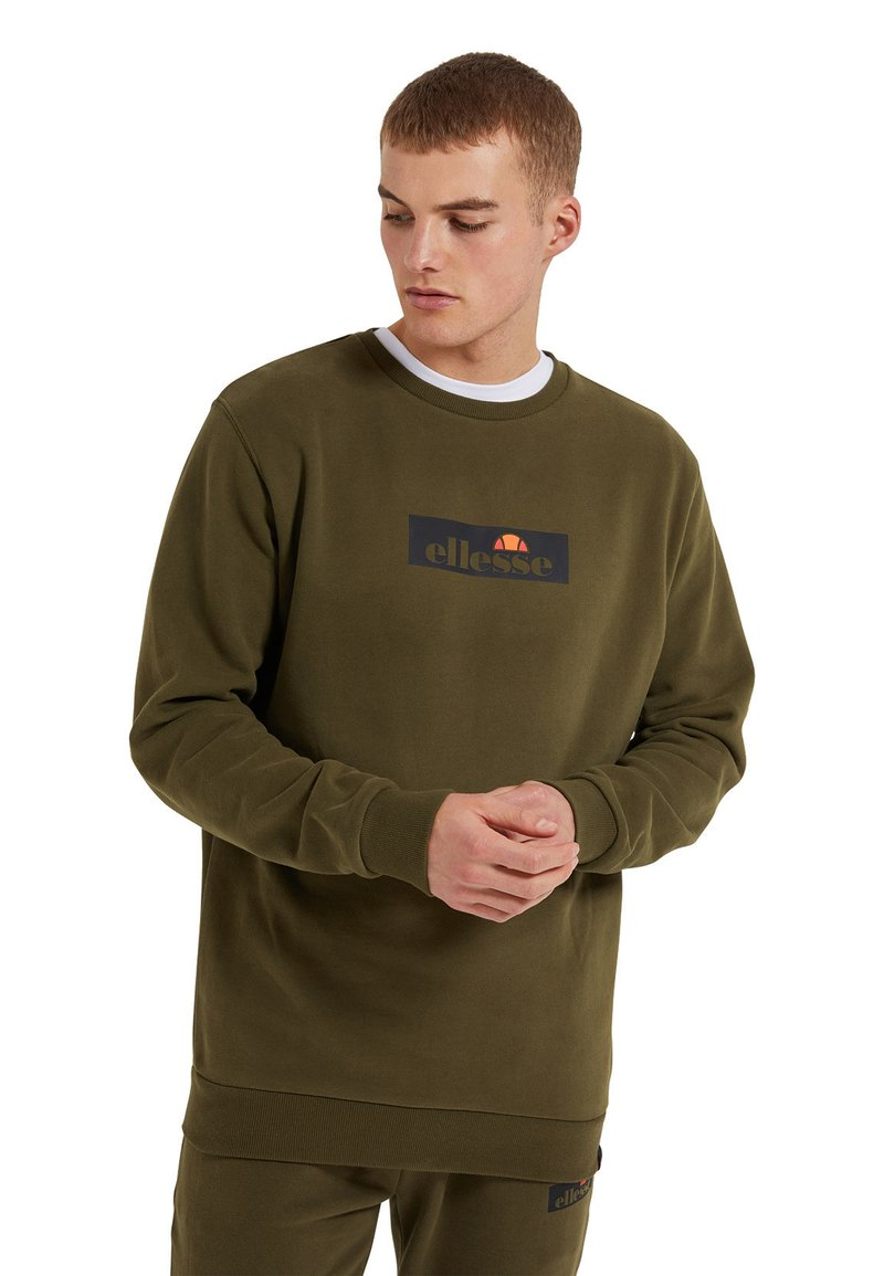 Ellesse - LIVENZO - Sweatshirt - grün