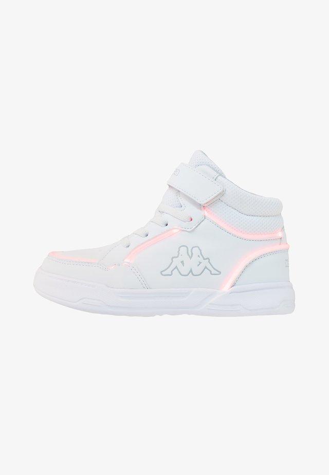 STIC HIGH - Sportovní boty - white/l'grey