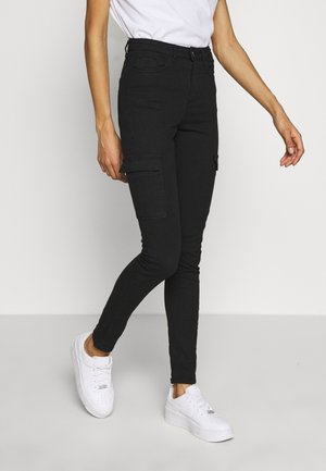 UTILITY - Trousers - black