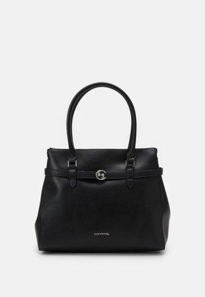 TURN AROUND SHOPPER  - Tote bag - black