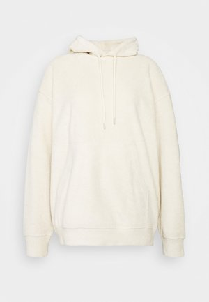 Sweatshirt - Jersey con capucha - parmesan