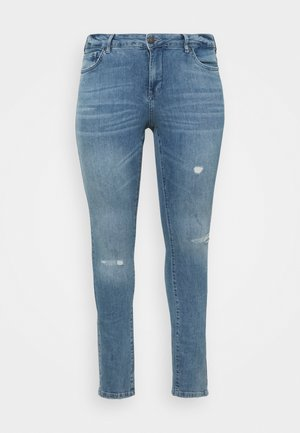 SANNA SHAPE - Jeans Skinny Fit - light blue denim