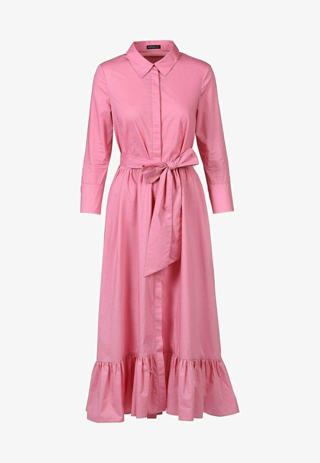 MAXI-KLEID - Robe fourreau - rose